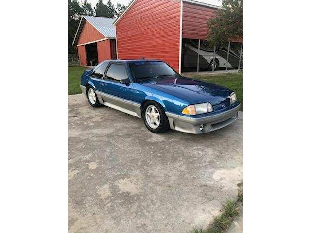 1992 Ford Mustang GT (CC-1529214) for sale in Nashville , Georgia