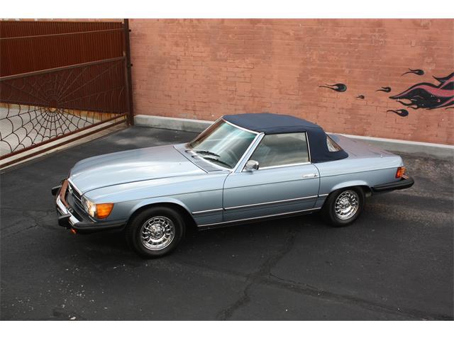 1975 Mercedes-Benz 450SL (CC-1529215) for sale in Tucson, Arizona