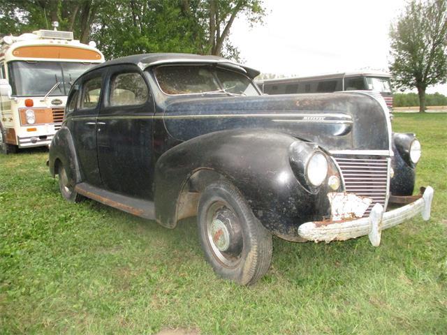 1939 Mercury 4-Dr Sedan (CC-1529217) for sale in Taylor, Missouri