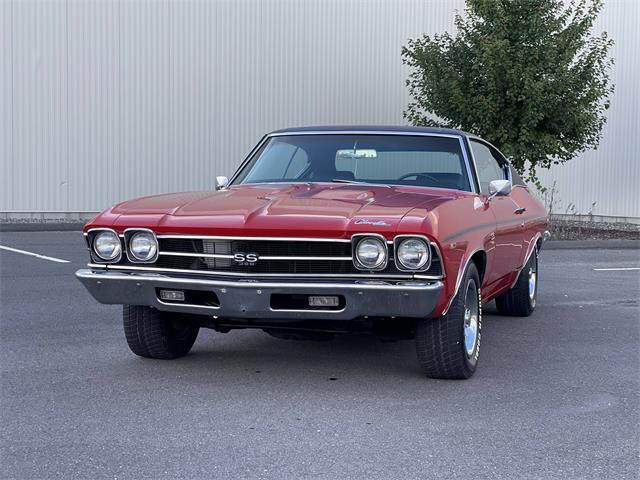 1969 Chevrolet Chevelle SS (CC-1529225) for sale in Waterbury, Connecticut