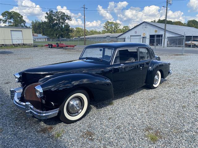 1950 Lincoln Coupe (CC-1529228) for sale in Nashville , Georgia