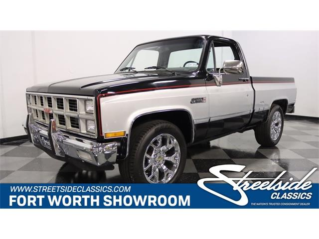 1982 GMC Sierra (CC-1529242) for sale in Ft Worth, Texas