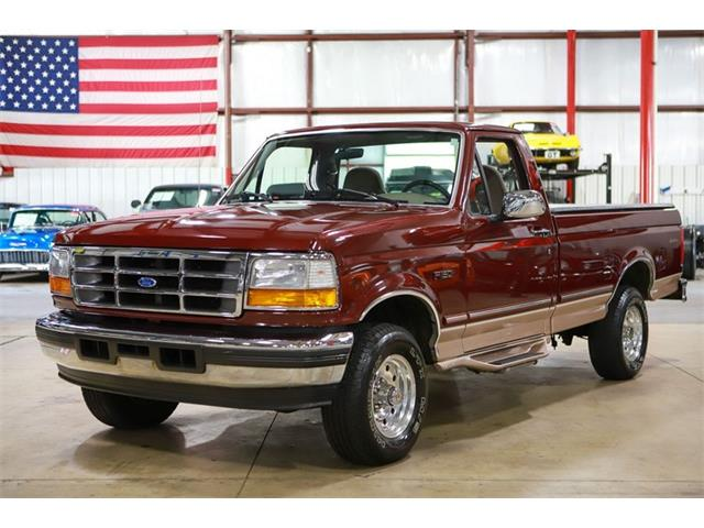 1996 Ford F150 (CC-1529247) for sale in Kentwood, Michigan