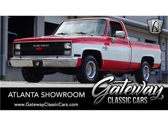 1986 Chevrolet C10 (CC-1529248) for sale in O'Fallon, Illinois