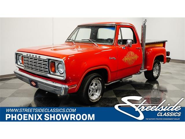 1978 Dodge Little Red Express (CC-1520926) for sale in Mesa, Arizona