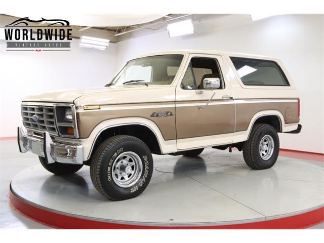 1986 Ford Bronco (CC-1529270) for sale in Denver , Colorado
