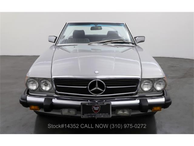1987 Mercedes-Benz 560SL (CC-1529280) for sale in Beverly Hills, California