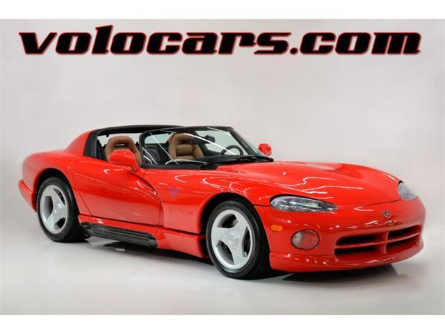 1995 Dodge Viper (CC-1529289) for sale in Volo, Illinois