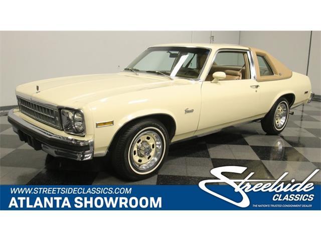 1976 Chevrolet Nova (CC-1520929) for sale in Lithia Springs, Georgia