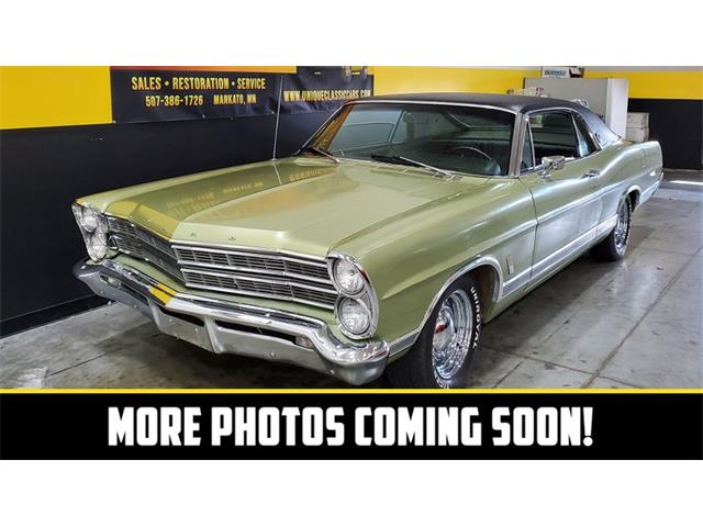 1967 Ford LTD (CC-1529293) for sale in Mankato, Minnesota
