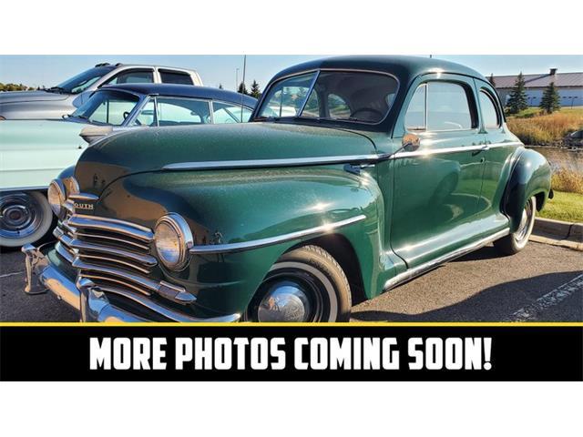 1948 Plymouth Special (CC-1529296) for sale in Mankato, Minnesota