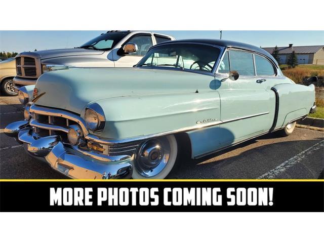 1952 Cadillac Series 62 (CC-1529299) for sale in Mankato, Minnesota