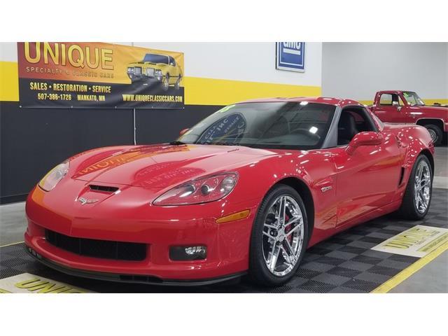 2008 Chevrolet Corvette (CC-1529301) for sale in Mankato, Minnesota