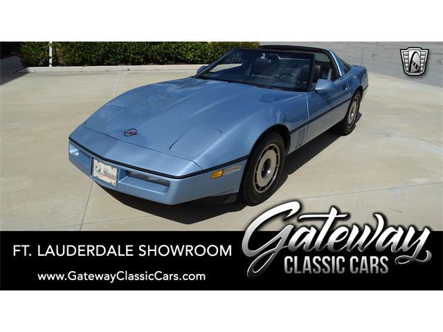1984 Chevrolet Corvette (CC-1529303) for sale in O'Fallon, Illinois