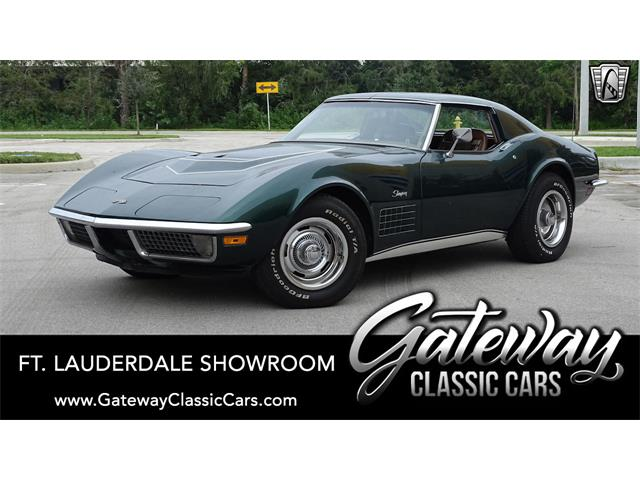 1971 Chevrolet Corvette (CC-1529309) for sale in O'Fallon, Illinois