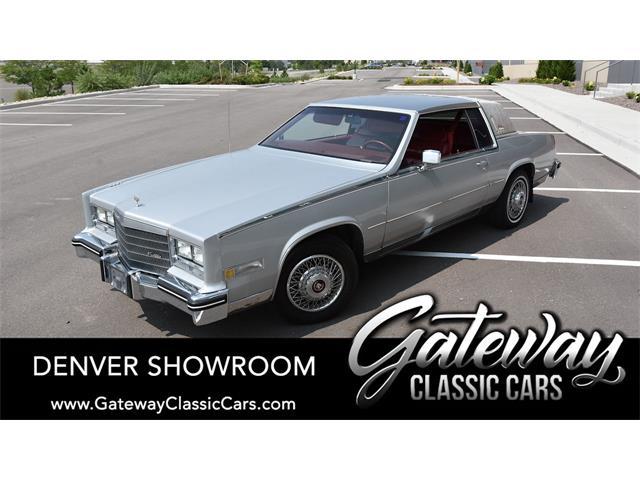 1985 Cadillac Eldorado (CC-1520931) for sale in O'Fallon, Illinois