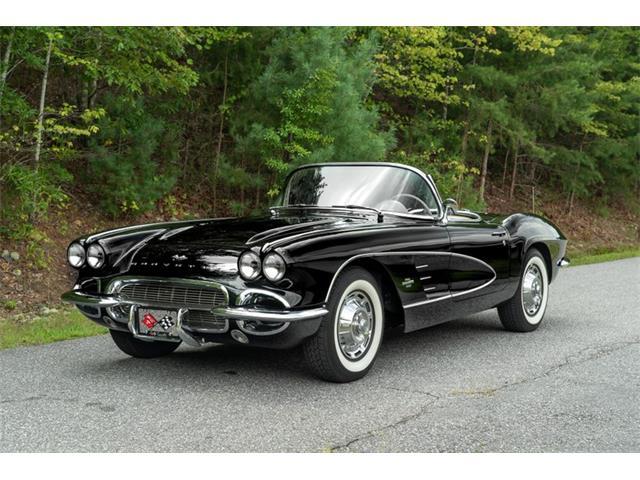 1961 Chevrolet Corvette (CC-1529320) for sale in Greensboro, North Carolina