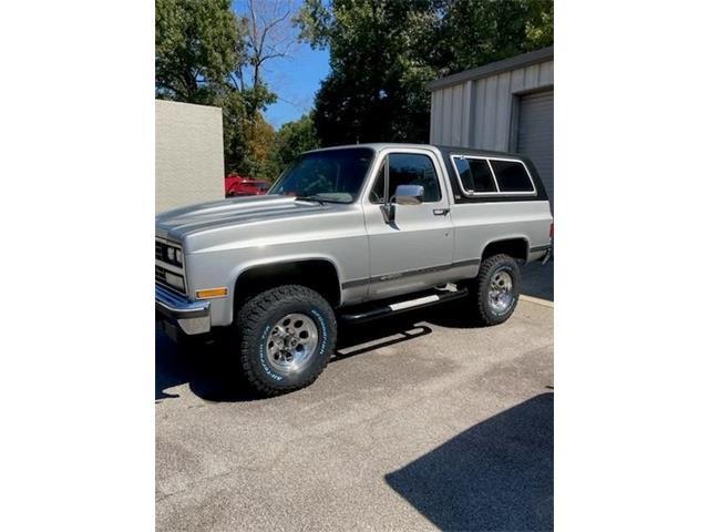 1991 Chevrolet Blazer (CC-1529330) for sale in Greensboro, North Carolina