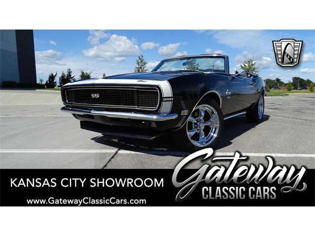 1968 Chevrolet Camaro (CC-1529332) for sale in O'Fallon, Illinois