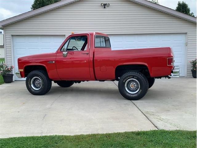 1986 GMC Sierra (CC-1529333) for sale in Greensboro, North Carolina