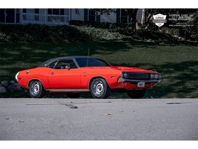 1970 Dodge Challenger (CC-1529347) for sale in Milford, Michigan