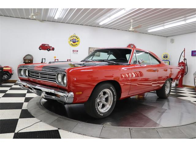 1969 Plymouth Road Runner (CC-1529348) for sale in Clarence, Iowa
