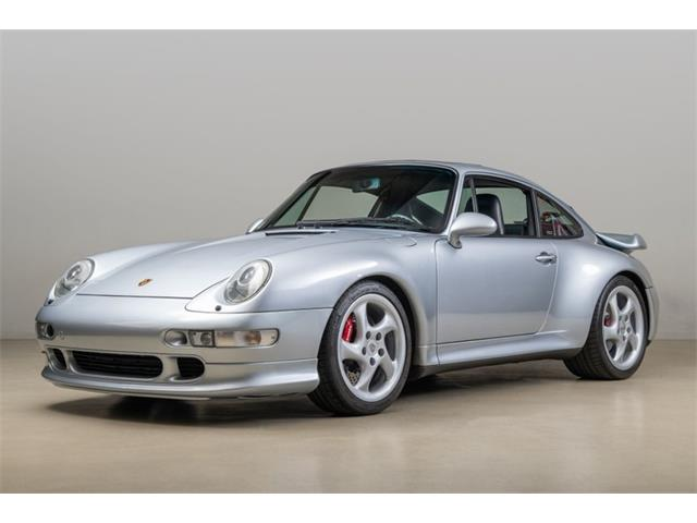 1996 ANDIAL Porsche 993 Turbo (CC-1529359) for sale in Scotts Valley, California