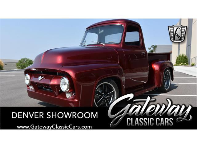 1954 Ford F100 (CC-1520936) for sale in O'Fallon, Illinois