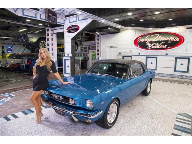 1966 Ford Mustang (CC-1529362) for sale in Lenoir City, Tennessee