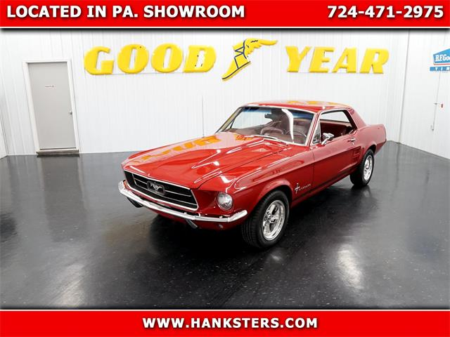 1967 Ford Mustang (CC-1529382) for sale in Homer City, Pennsylvania