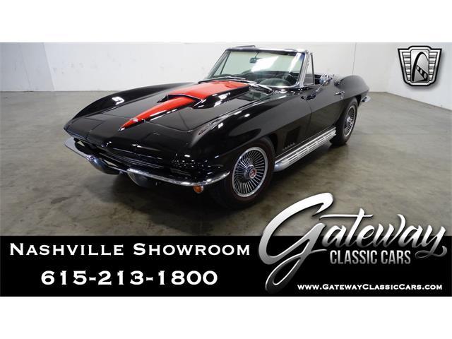 1967 Chevrolet Corvette (CC-1529383) for sale in O'Fallon, Illinois