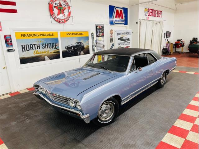 1967 Chevrolet Malibu (CC-1529384) for sale in Mundelein, Illinois