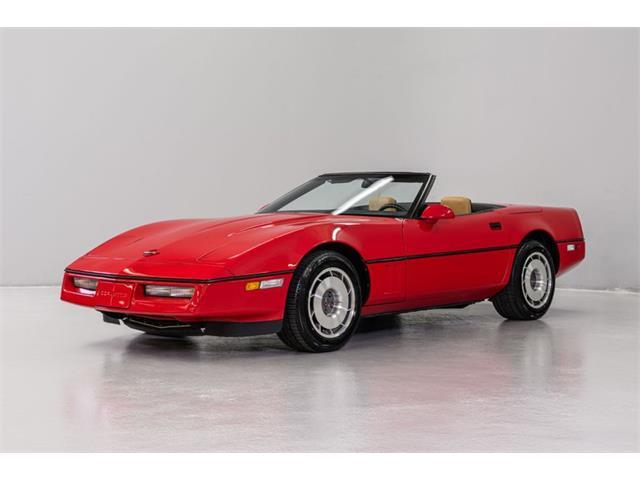 1987 Chevrolet Corvette (CC-1529389) for sale in Concord, North Carolina