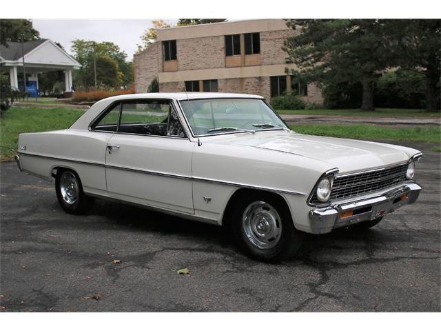 1967 Chevrolet Nova (CC-1529399) for sale in Hilton, New York