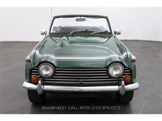 1968 Triumph TR250 (CC-1520940) for sale in Beverly Hills, California