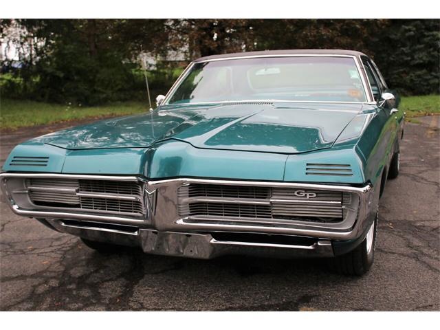 1967 Pontiac Grand Prix (CC-1529400) for sale in Hilton, New York