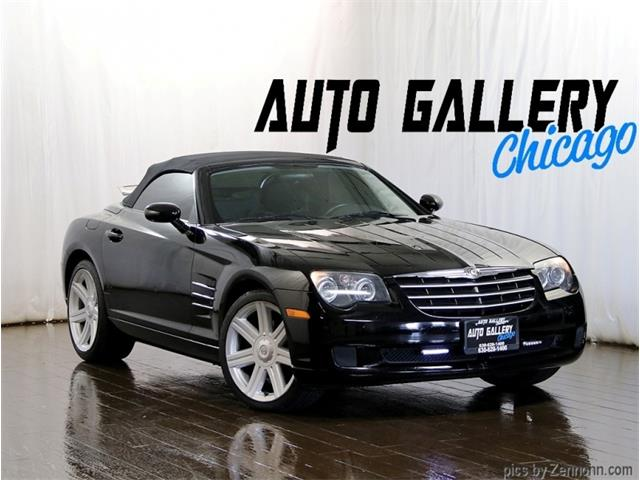 2005 Chrysler Crossfire (CC-1529426) for sale in Addison, Illinois