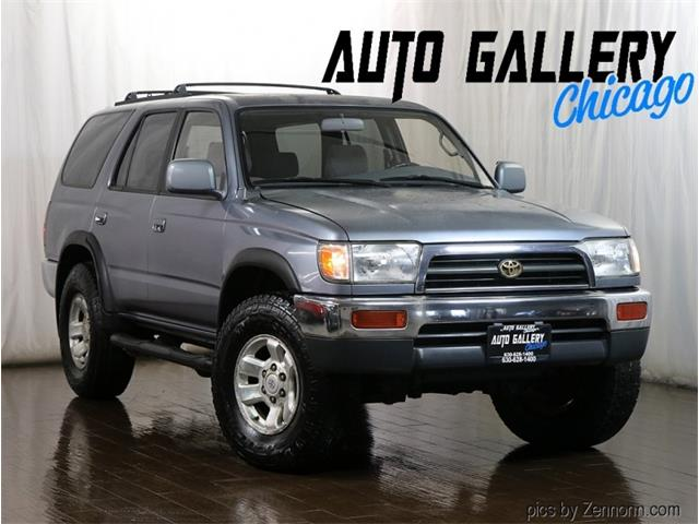 1997 Toyota 4Runner (CC-1529430) for sale in Addison, Illinois