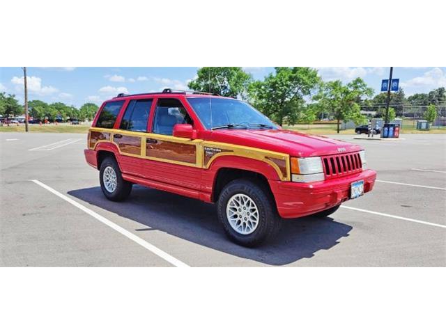1994 Jeep Grand Cherokee (CC-1529434) for sale in Cadillac, Michigan