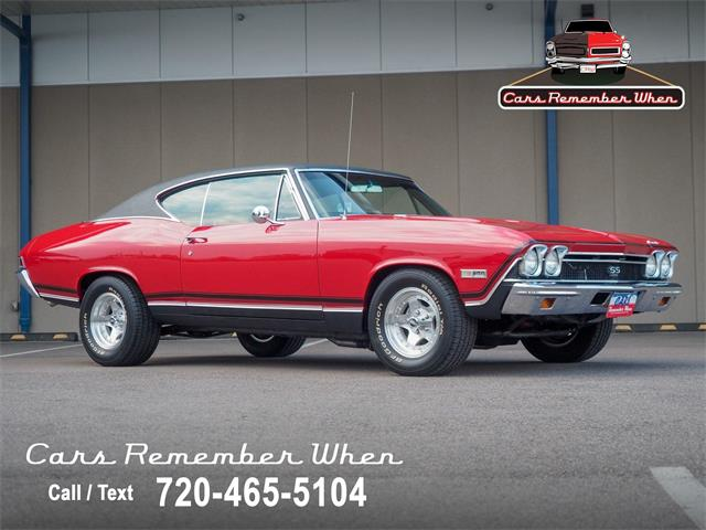 1968 Chevrolet Chevelle (CC-1529435) for sale in Englewood, Colorado