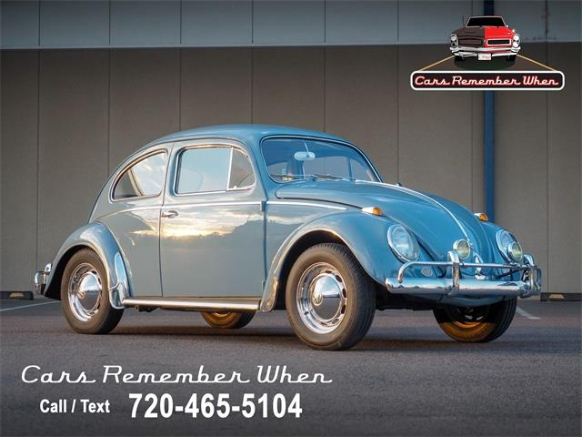 1959 Volkswagen Beetle (CC-1529440) for sale in Englewood, Colorado