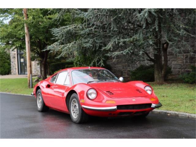 1972 Ferrari Dino 246 GT (CC-1529443) for sale in Astoria, New York