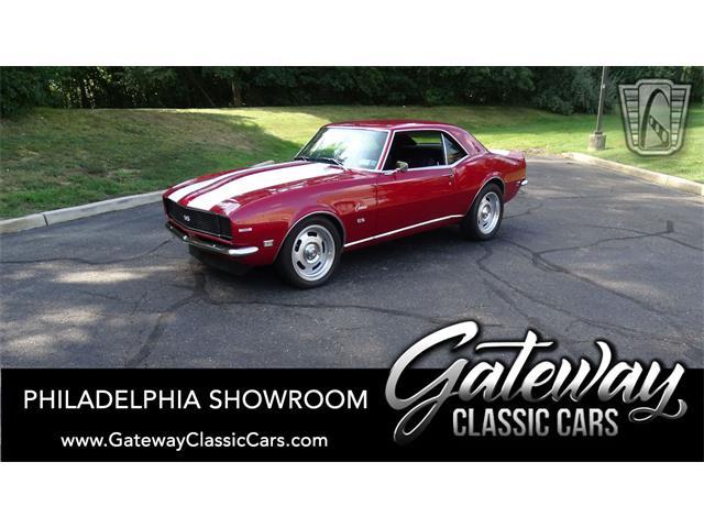 1968 Chevrolet Camaro (CC-1529448) for sale in O'Fallon, Illinois