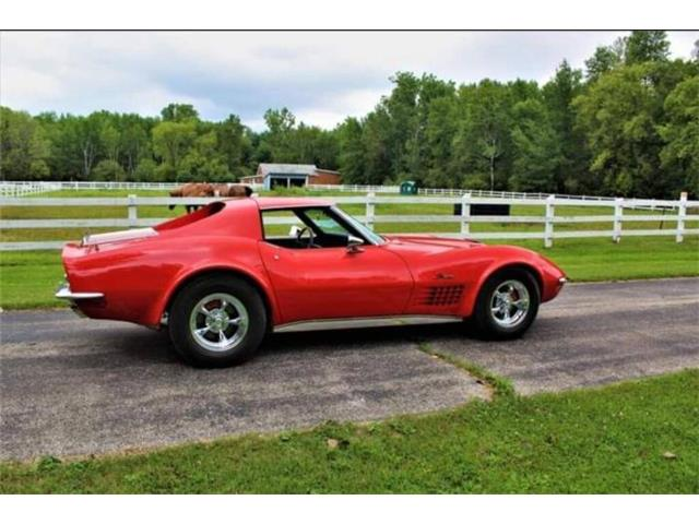 1970 Chevrolet Corvette (CC-1529467) for sale in Cadillac, Michigan