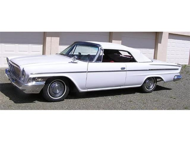 1962 Chrysler Newport (CC-1529469) for sale in Cadillac, Michigan