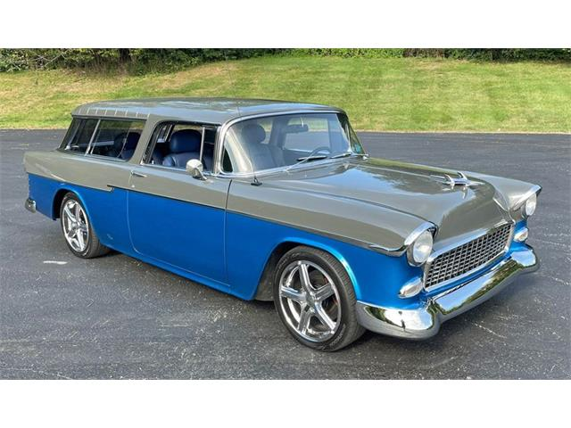 1955 Chevrolet Nomad (CC-1529472) for sale in West Chester, Pennsylvania