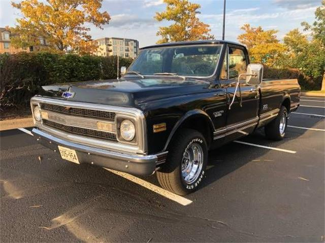 1970 Chevrolet CST 10 (CC-1529484) for sale in Cadillac, Michigan