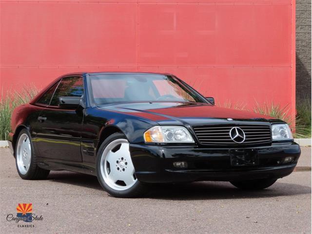 1997 Mercedes-Benz SL-Class (CC-1529487) for sale in Tempe, Arizona