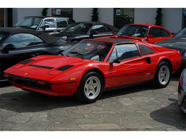 1984 Ferrari 308 (CC-1529509) for sale in Sherman Oaks, California