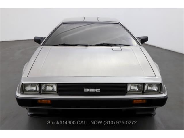 1981 DeLorean DMC-12 (CC-1520951) for sale in Beverly Hills, California